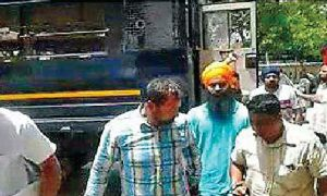 Court, Accused, Three Times, Police Remand ,Mohinderpal Bittu Murder Case