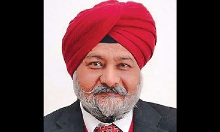 Before, Retirement,N.S. Kalsi, Chairman, Water Authority