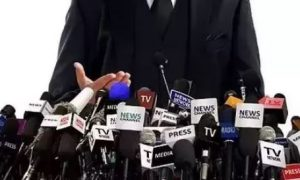 Press Conference, Called, Women, Leaders, Media
