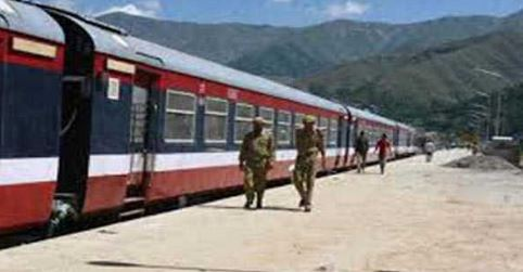 Train Services, South Kashmir, Postponed, Security