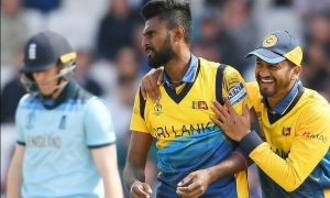 Sri Lanka, Beat, England, 20 Runs