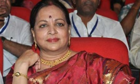 Actor, Director, Vijaya, Nirmala, Passed, Away