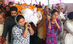Funeral, MohinderpalBittu, Administration