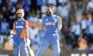 Mohammed Shami, Hat Trick, World Cup