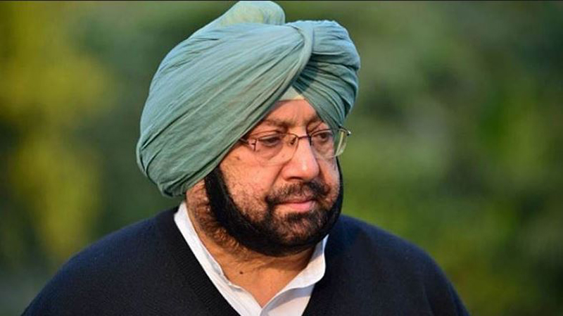 Amarinder Singh, Successful, Eye Operation