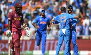 India, Beat, West Indies