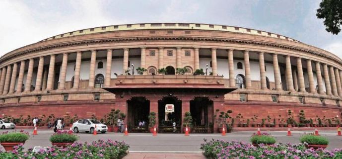 Lok Sabha, Adjourned