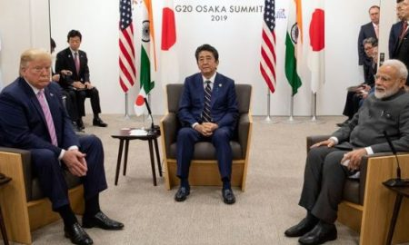 Japan, America, India, Committed, Democracy