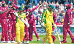 Windies, Runs, Win