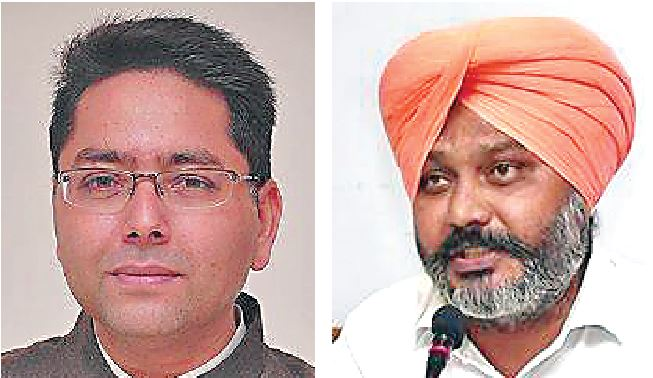 Disrupted Peace, AAP, Face-to-Face, Harpal Cheema, Aman Arora