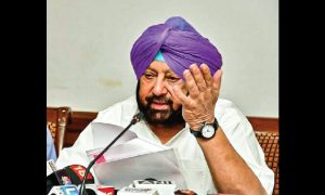 Young Man, Congress President, Amarinder