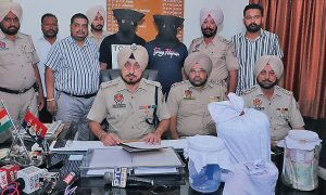 Level, Two People, Controlled Opium, Arrested
