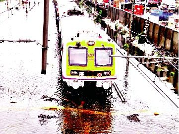 Mumbai Rains, Affected, Second, Time, 44 Years