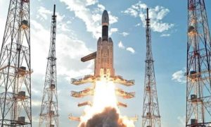 Chandrayaan-2, Launched, Sriharikota