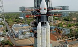 Countdown, Launch, Chandrayaan-2, Begins