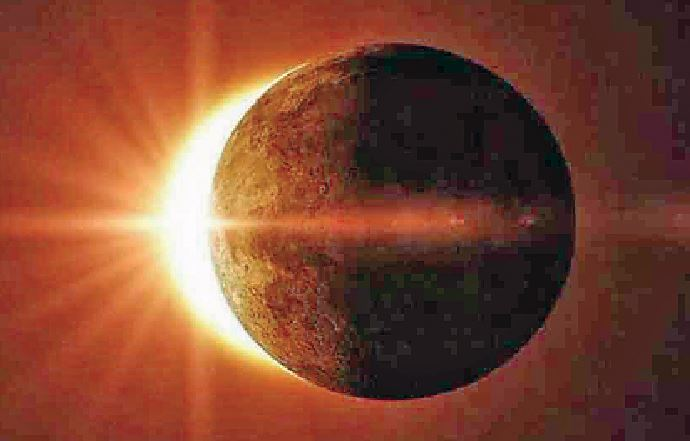 Chhota Chan, Eclipse Look Clear,OthersCountries, Including India