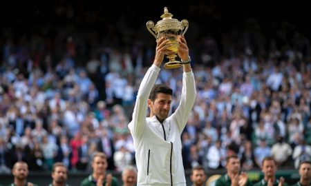 Jokovic Win, the Title Wimbledon, Fifth Time