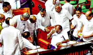 Karnataka, Legislative, Assembly, Adjourned, Today Majority Test