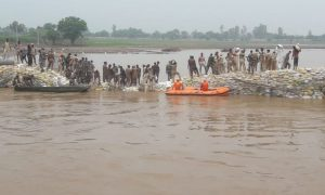 Six Day, Completed, Ghaggar, Rescue