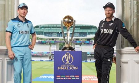 England Vs New Zealand, Final, Today