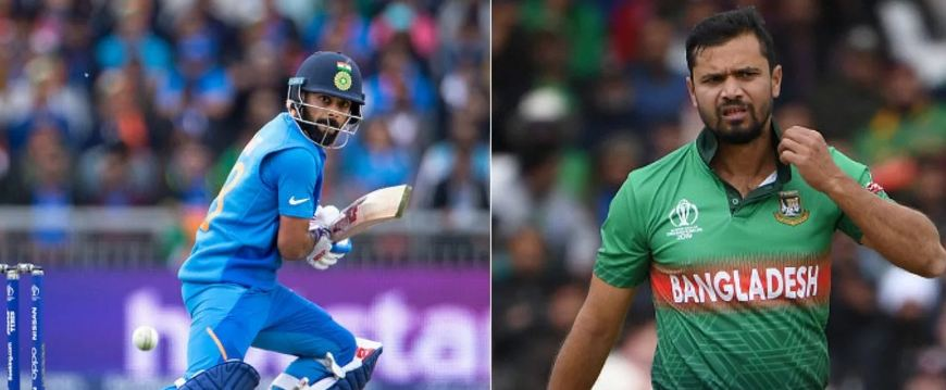 World Cup, India Vs Bangladesh, Match, Today