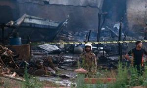 Pakistan, Army Plane, Crashes, 19 Killed, 16 Wounded