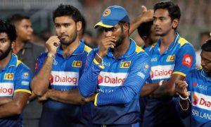 Sri Lanka, Scored 338, Runs