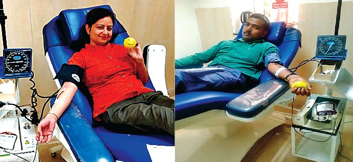 True-Blood Pump, Releases, New Life, Chandigarh, Platelets