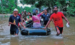 Flood, Victims, Suffer, Political, Heat