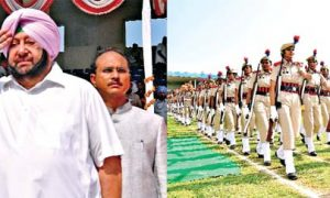 Amarinder, Honored, Outstanding, State Awards