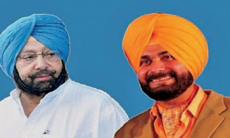 Amarinder, Strong, Chief, Minister, Decides, Sidhu