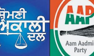 Attack To Akali Congress Pain, AAP, Press Statement Issued Minutes