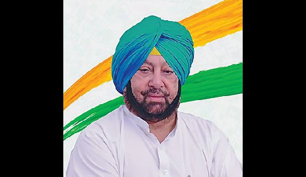 Capt Amarinder Singh, Reviews Order Situation, Punjab