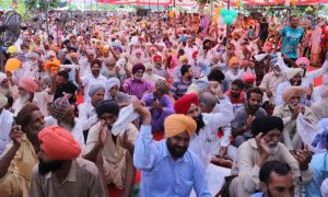 Fifth Gathering, sadh sangat, Sangrur, Celebrates Avatar Month