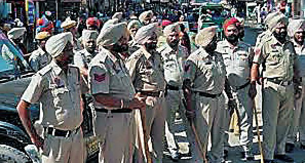 Commandos Force Found, Deployed Punjab Cities, Additional, Each District