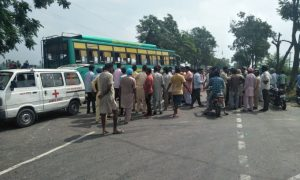 Road Accidents, Motorcycle Rider, Four Death
