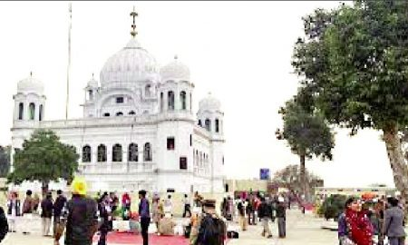 Sri Kartarpur Sahib, India, Pakistan