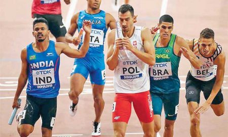 World, Championship, Indian Mixed Relay, Final