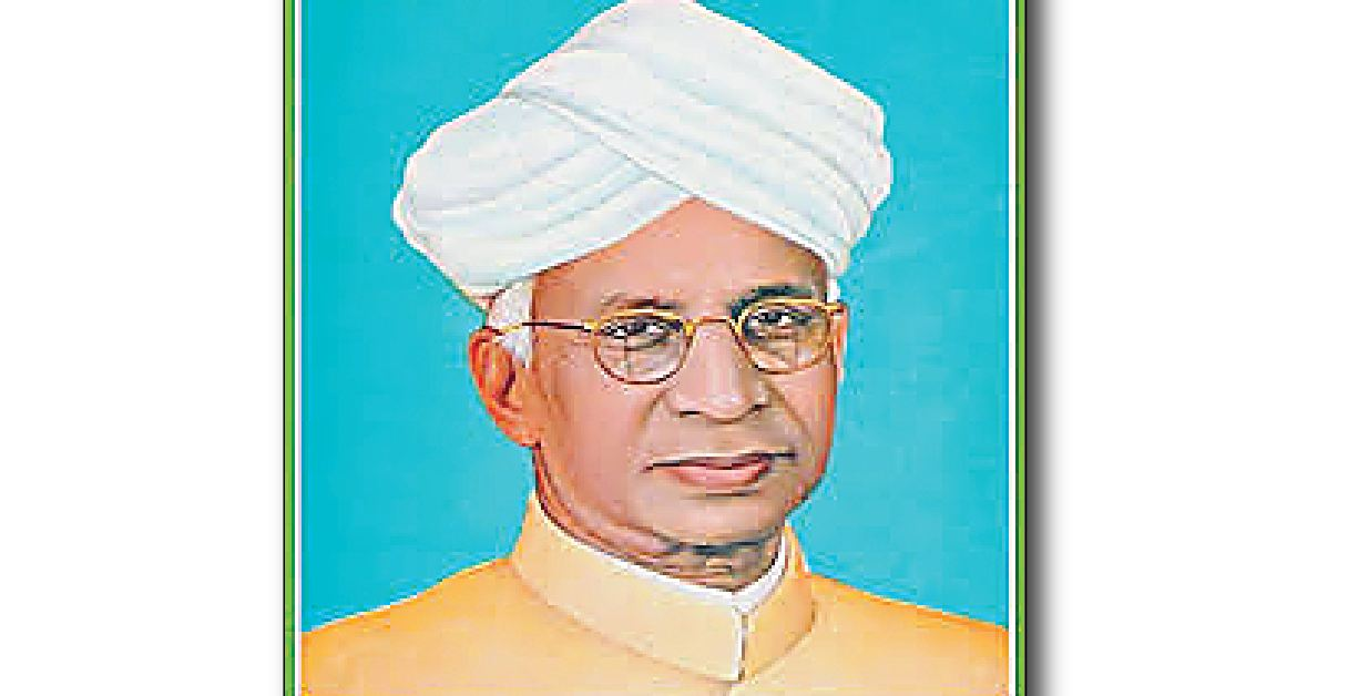 Ideal, Teacher, Dr.OmnipresentRadhakrishnan