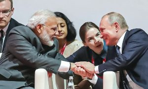 Modi, Russia, Acknowledging, Relationships