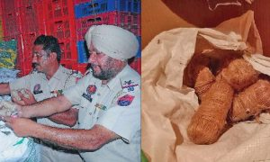 Bathinda, Police, Illegally Store, Firecrackers