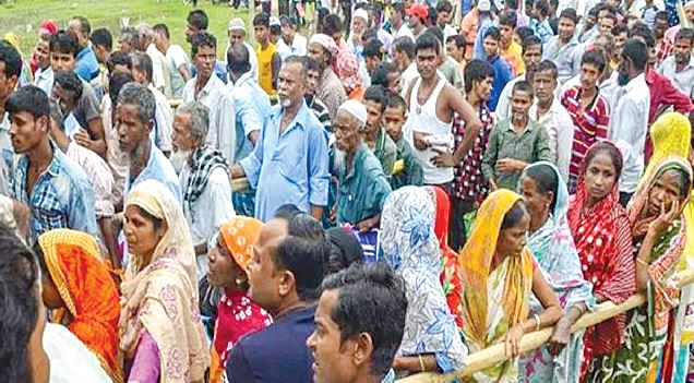 NRC, 19 Million, People Out