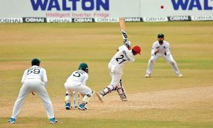 Afghanistan, Match, First innings |
