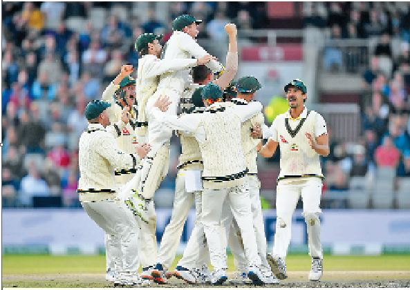 Australia, Ashes, Fourth ,Test match