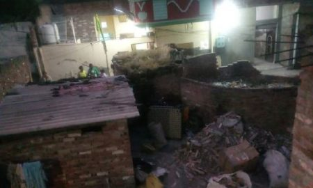 Explosion , Amritsar, Kills Two, Injures 7
