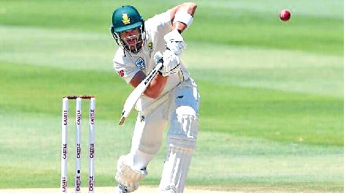 Test, South Africa, Won, Markram-Mulder's