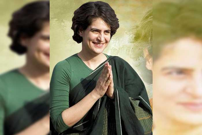 Priyanka Gandhi, Statement, Yogi, government