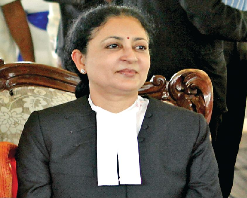 Chief Justice, Madras, High Court, Resigns