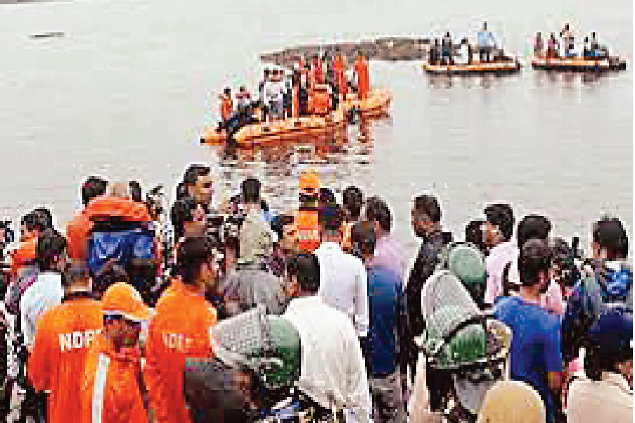 Andhra, Boat , 7 dead