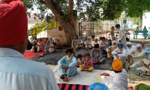 Village, Rallies, Manjit Dhanar, Pardon
